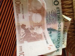 pengar bild på
