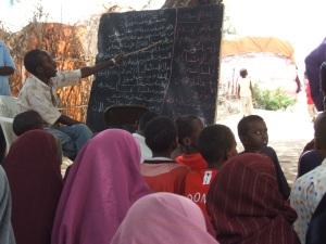 Skola i Somalia