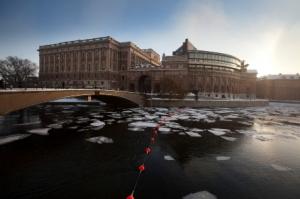Riksdagshuset foto Melker Dahlstrand