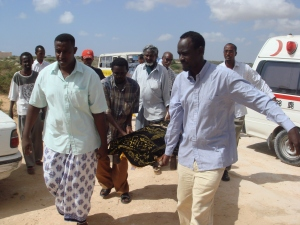 22. Funeral of IssaAbdi Issa, Kisema Peace and HR organisation