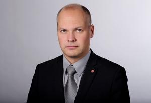Morgan Johansson, Justitie - och migrationsminister.Foto: Martina Huber/Regeringskansliet